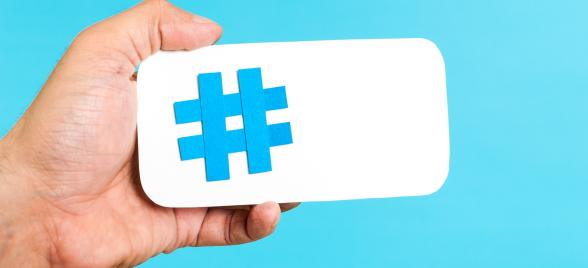 5 Tips for creating effective Hashtags
