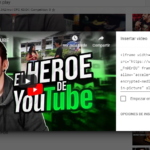 Hack para Youtube, conseguir un Directo Destacado